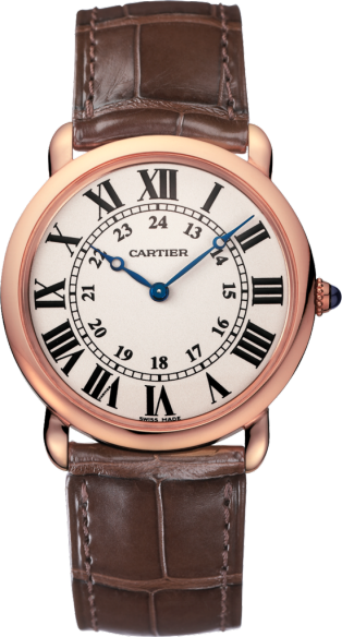 Montre Ronde Louis Cartier